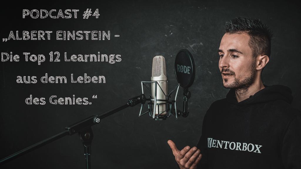 Podcast Albert Einstein