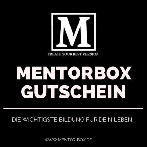 MENTORBOX Gutschein