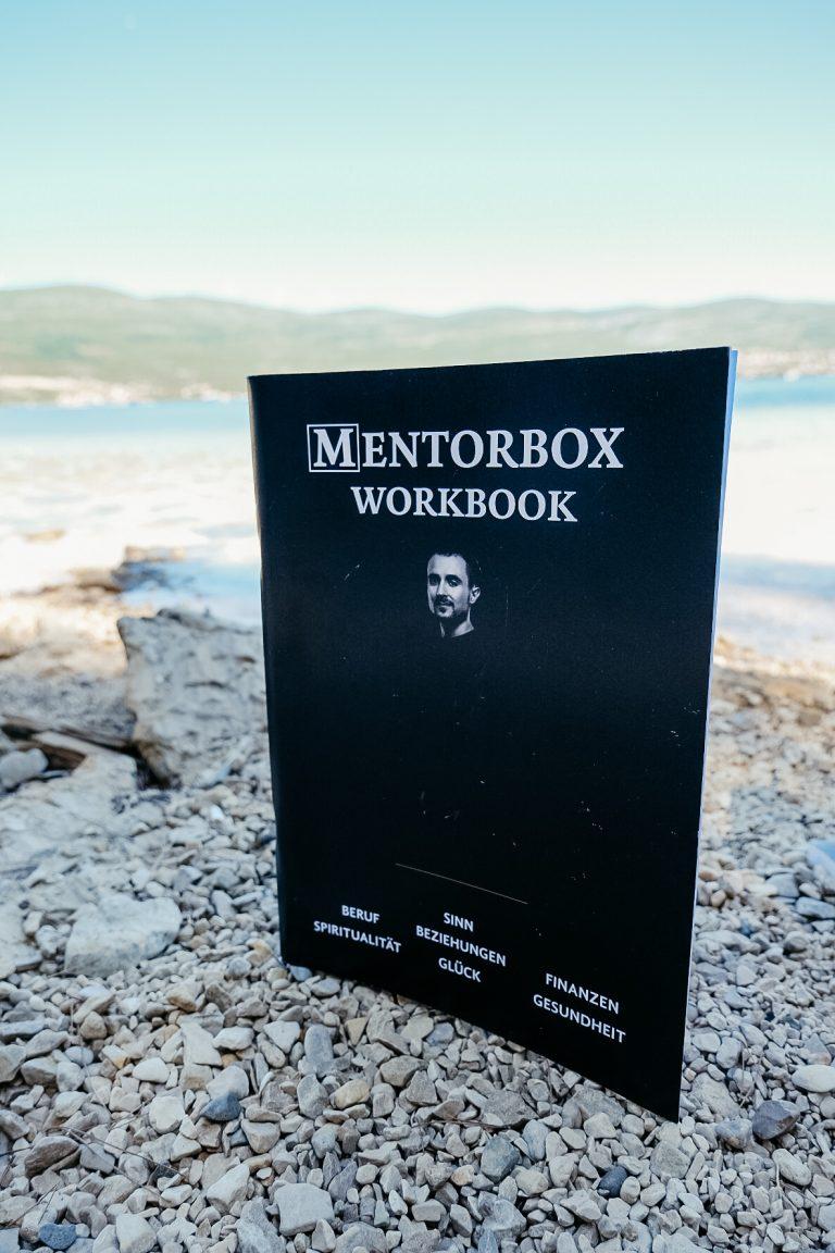 Das 85-seitige Workbook
