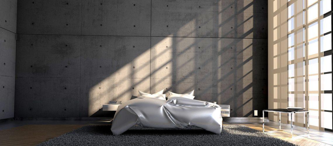 18) Bett machen